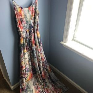 NEW Gorgeous Long Charlie Jade Maxi Dress